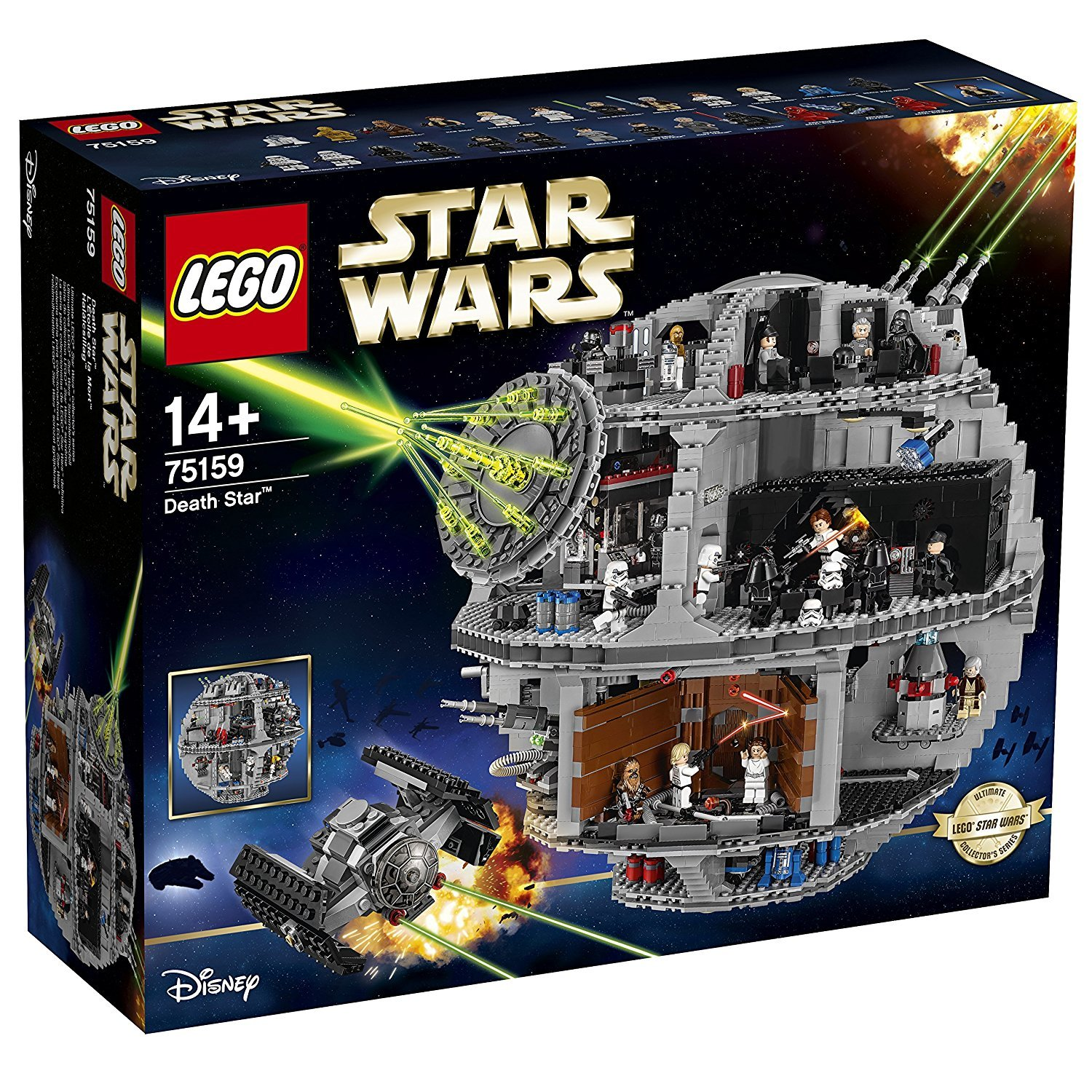 LEGO Star Wars - Death Star (75159) image