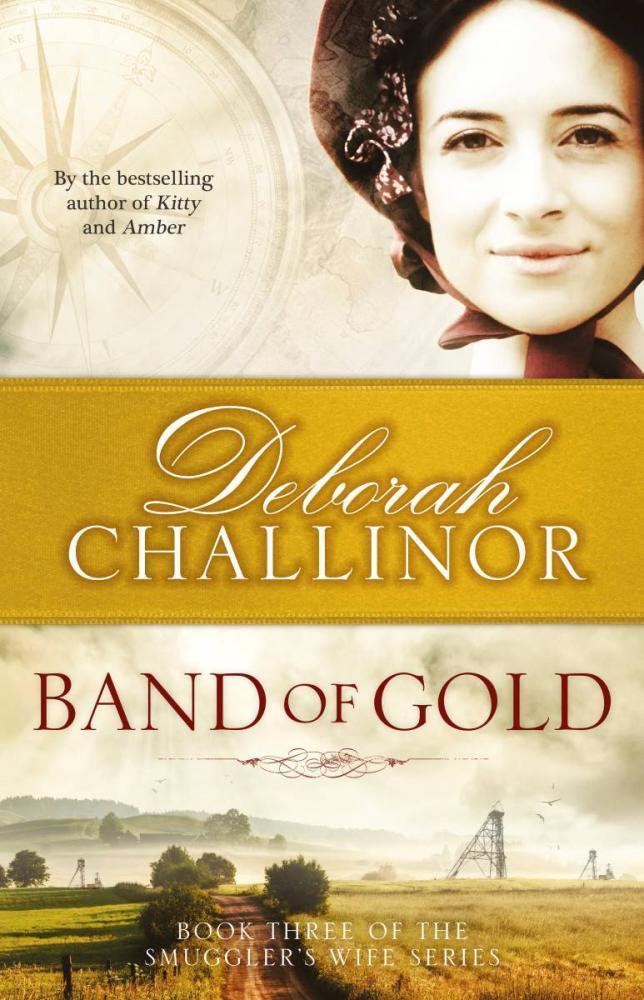Band of Gold by Deborah Challinor image
