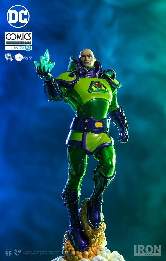 DC Comics: Lex Luthor - 1:10 Scale Statue image