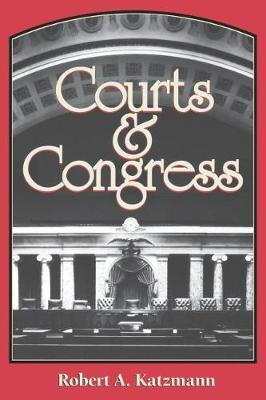 Courts and Congress by Robert A. Katzmann image