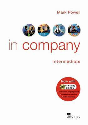 In Company Intermediate: Student's Book Pack by Simon Clark image