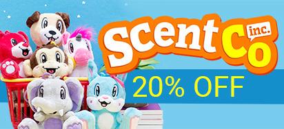 20% off Scentco