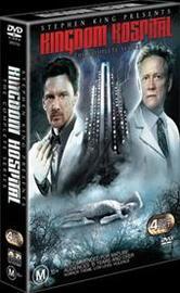 Kingdom Hospital (Stephen King) (4 Disc Box Set) on DVD