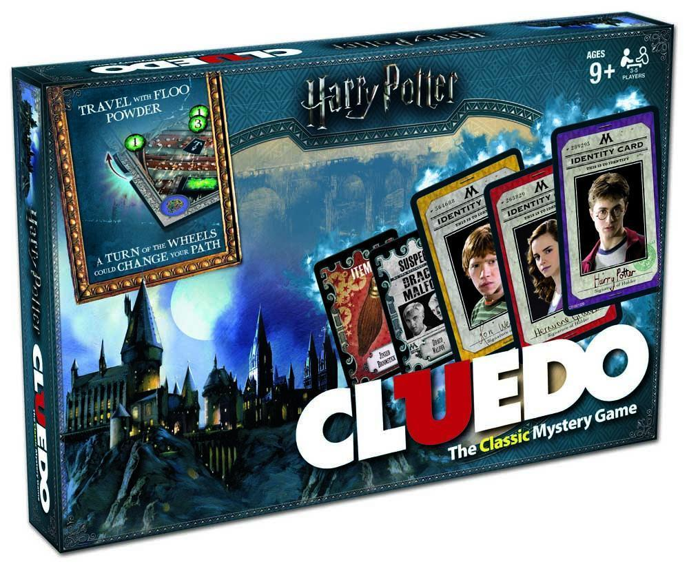 Cluedo: Harry Potter Edition - Second Edition image