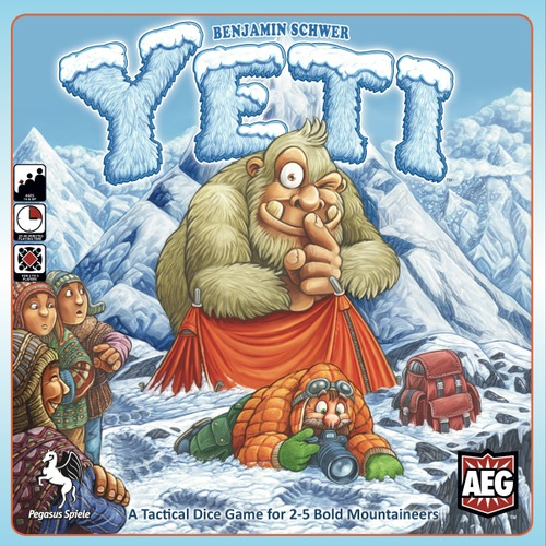 Yeti - The Tactical Dice Game