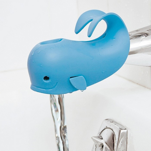 Skip Hop: Bath Spout Cover - Moby (Blue)