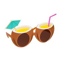 Sunnylife: Sunnies - Coconut