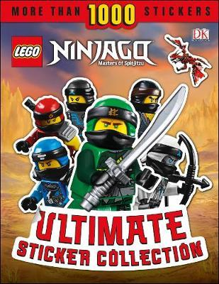 LEGO NINJAGO Ultimate Sticker Collection by DK