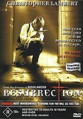 Resurrection on DVD