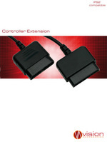 Vision Extension Cable for PlayStation 2