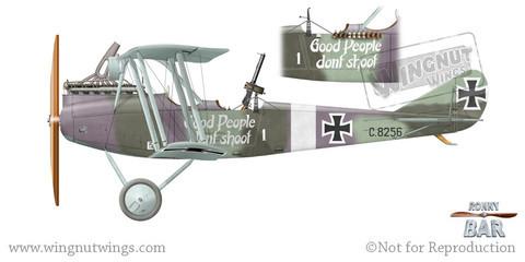 Wingnut Wings 1/32 Rumpler C.IV Late Model Kit image