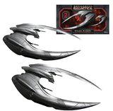 Battlestar Galactica - Cylon Raider 1:72 Scale Model Kit (2-Pack)