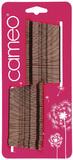 Cameo Hair 4.5cm Bobbypins - Brunette (100 Pack)