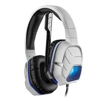 Afterglow LVL 5+ Wired Headset - White for PS4