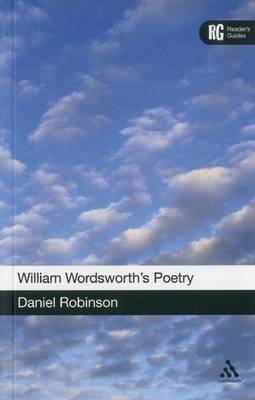 William Wordsworth's Poetry by Daniel Robinson image