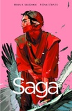 Saga: Volume 2 by Brian K Vaughan