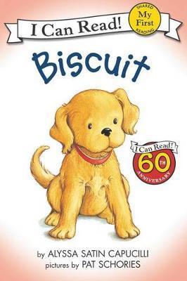 Biscuit by Alyssa Satin Capucilli
