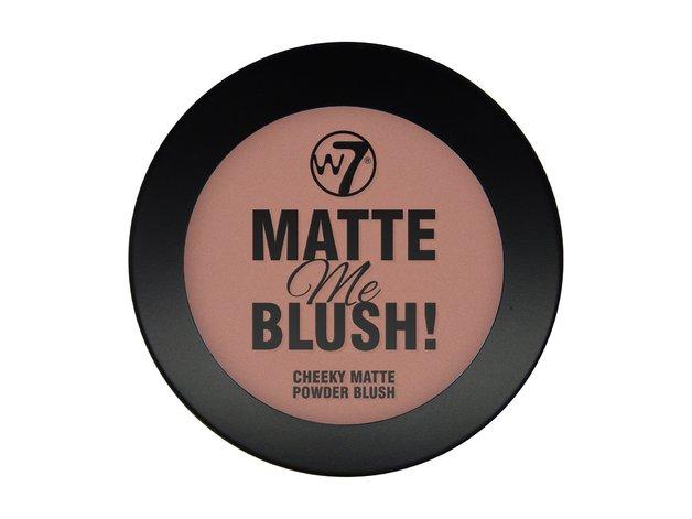 W7 Matte Me Blush (El Toro)