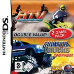 ATV Thunder RR & Monster Trucks Compilation for Nintendo DS