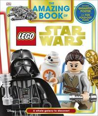 The Amazing Book of LEGO (R) Star Wars by David Fentiman