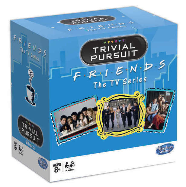 Friends: Trivial Pursuit
