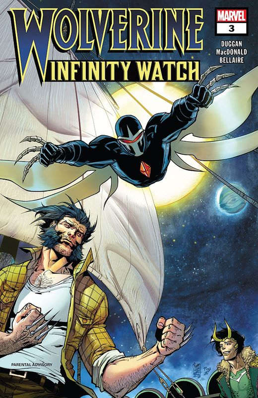 Wolverine: Infinity Watch - #3 by Gerry Duggan