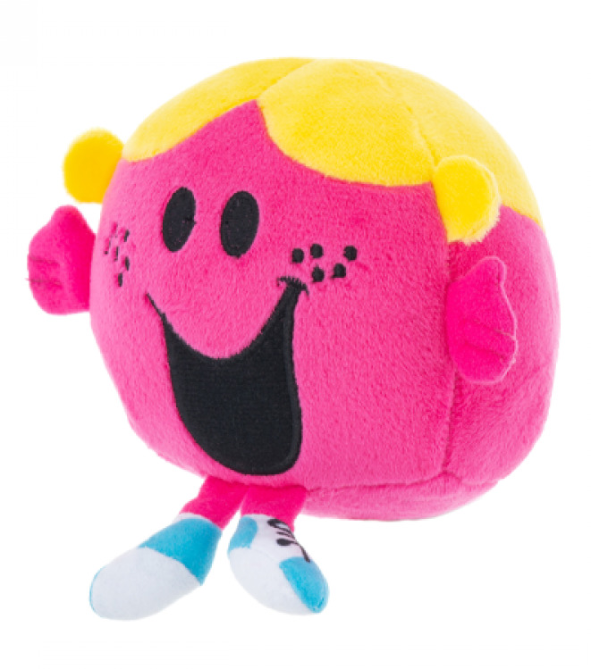 Little Miss Chatterbox - Character Plush image