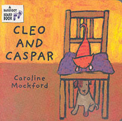 Cleo and Caspar by Stella Blackstone image