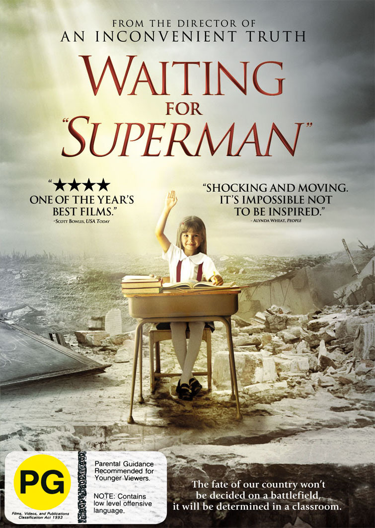 Waiting for Superman image