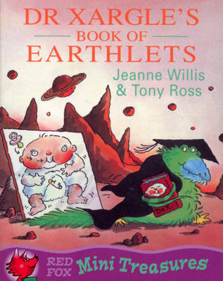 Dr. Xargle's Book of Earthlets by Jeanne Willis image