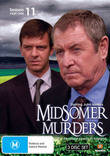 Midsomer Murders - Season 11: Part 1 (3 Disc Box Set) on DVD