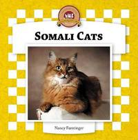 Somali Cats by Nancy Furstinger