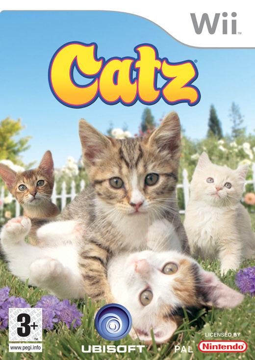 Catz 2007 for Nintendo Wii
