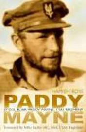 Paddy Mayne by Hamish Ross