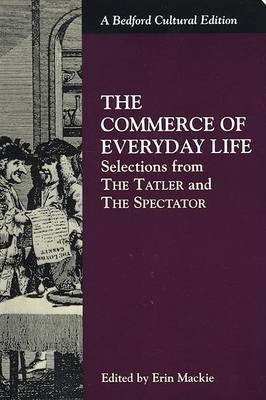 Commerce of Everyday Life by Mackie