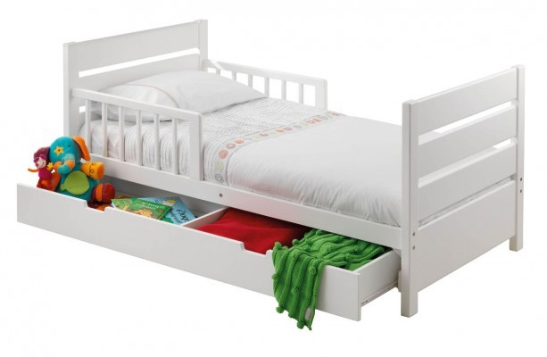 Mothers Choice Toddler Bed With Drawers