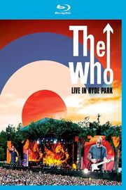 The Who - Live In Hyde Park on Blu-ray