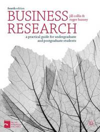 Business Research by Jill Collis