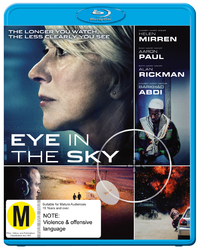 Eye In The Sky on Blu-ray