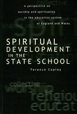 Spiritual Development In The State School by Terence Copley image