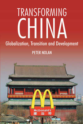 Transforming China by Peter Nolan image