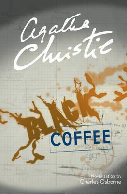 Black Coffee by Agatha Christie image