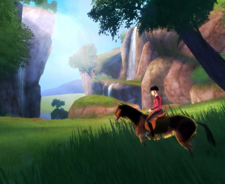 Horsez: Ranch Rescue for Nintendo Wii image