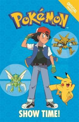 The Official Pokemon Fiction: Show Time! by Pokemon image
