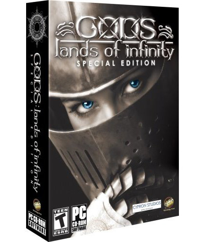 Gods: Lands of Infinity Special Edition for PC Games image