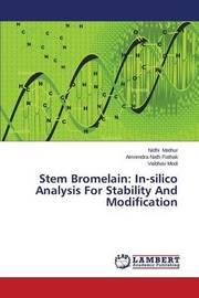 Stem Bromelain by Mathur Nidhi