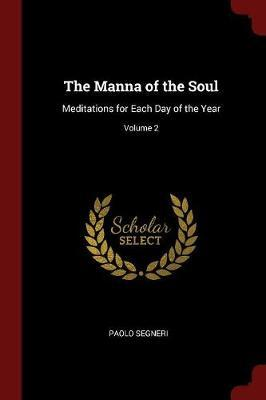 The Manna of the Soul by Paolo Segneri