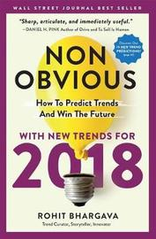 Non-Obvious by Rohit Bhargava