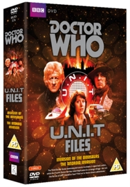 Doctor Who: U.N.I.T. Files on DVD
