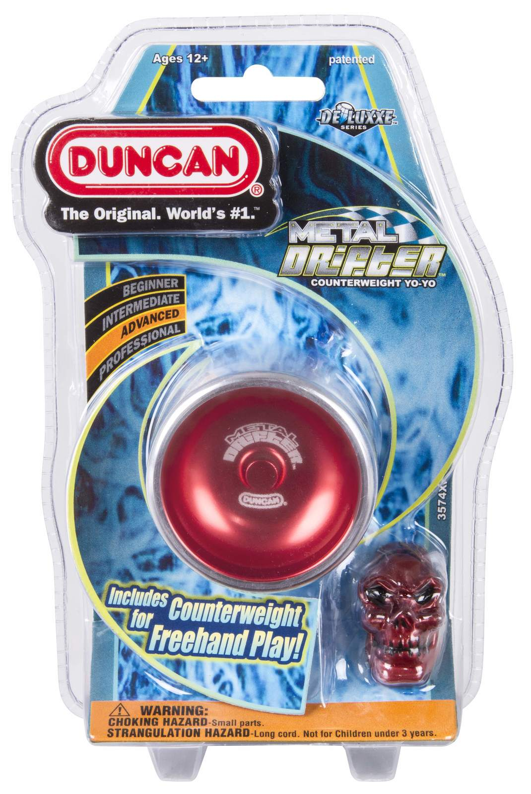 Duncan: Metal Drifter Pro Yo-Yo - Assorted Colours image